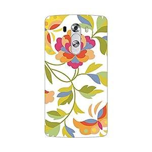 Garmor Designer Plastic Back Cover For LG G3 Stylus