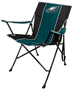 Philadelphia Eagles Tailgate Chair by Hall of Fame Memorabilia