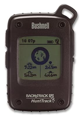 Bushnell Backtrack Hunttrack Personal Gps Tracking Device