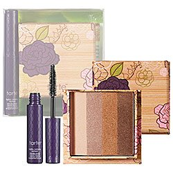 Cheapest Tarte Beauty & The Box Amazonian Clay Eye Shadow Quad from Tarte - Free Shipping Available