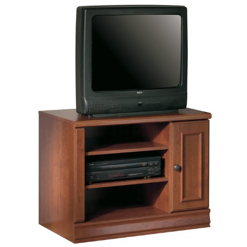 Cheap South Shore 4368-600 Vintage TV Stand, Classic Cherry (4368-600)