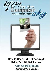 Amazon.com: How to Scan, Edit, Organize & Print Your Digital Photos With Google Picasa - Windows
