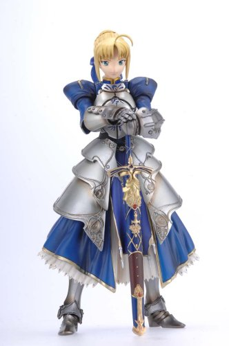 Fate/Stay Night : Saber Hyper Collection PVC Action Figure Realistic Sculpt