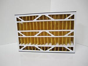 Generic Air Bear Furnace Air Filter 229990-102 -- 20 x 25 x 5 -- 3 Pack (3 Filters) -- MERV 11