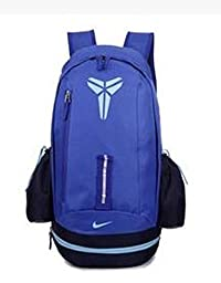 NUOLEI Kobe Bryant backpack black mamba basketball backpack for men and women students travel bag