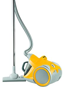 Eureka 915A LightForce Canister Vacuum (Sunflower Yellow)