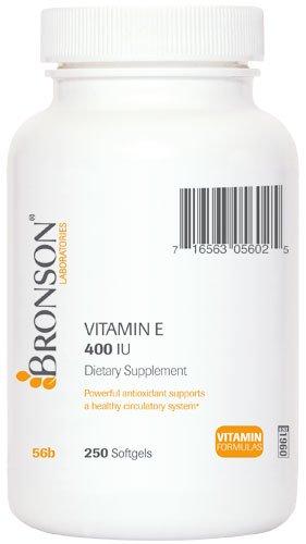 Vitamin E - 400 I.U. (250)