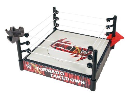 Imagen de WWE FlexForce Tornado Takedown Anillo