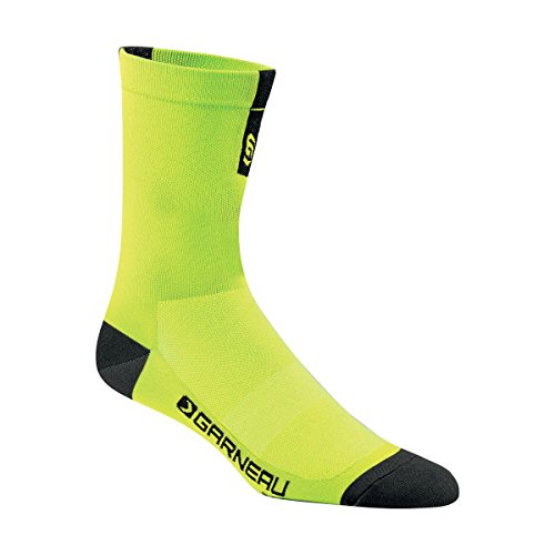 louis-garneau-conti-long-socks-yellow-black-s-m-mens