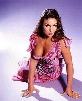 NADIA BJORLIN 8x10 Celebrity Photo Signed In-Person at