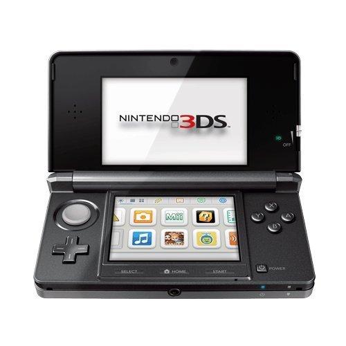 Nintendo 3DS - Konsole, Kosmos schwarz