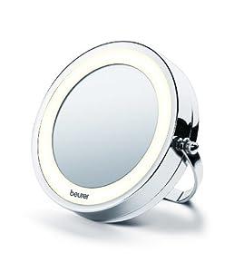 Miroir grossissant cosm tique beurer bs59 - Amazon miroir grossissant ...
