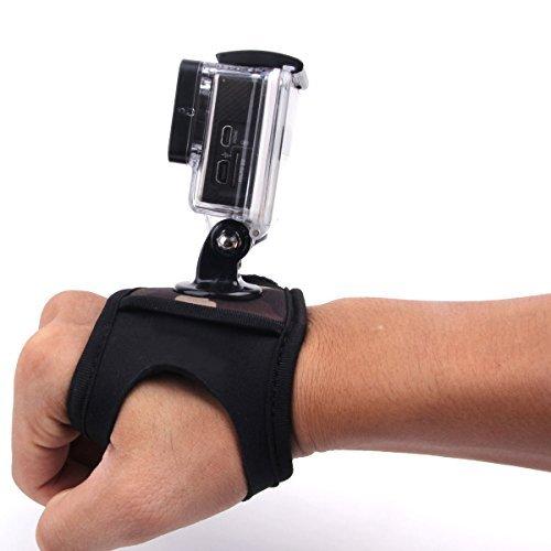 Крепление для экшн камеры своими руками