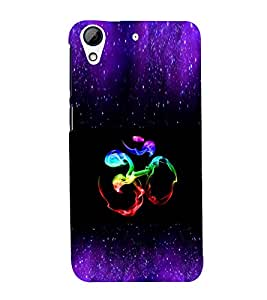 ifasho Designer Phone Back Case Cover HTC Desire 626G :: HTC Desire 626 Dual SIM :: HTC Desire 626S :: HTC Desire 626 USA :: HTC Desire 626G+ :: HTC Desire 626G Plus ( Astronaut Eyes Peace Planet Eyes )