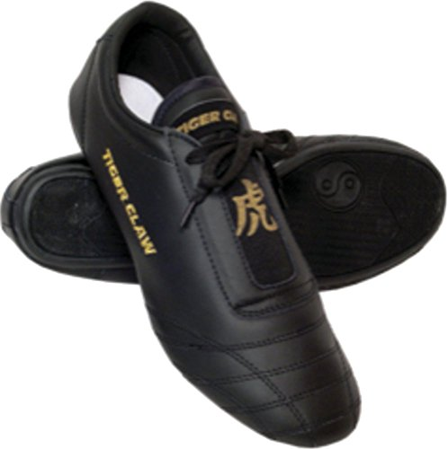 Black Martial Art Shoes Size 9H