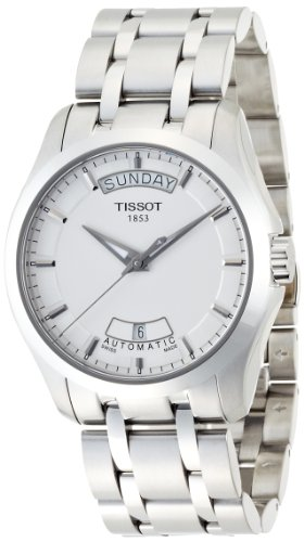 Tissot Men's Couturier Watch T0354071103100 Stainless Steel
