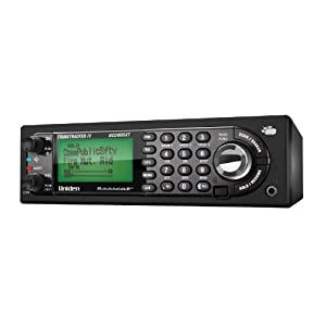 Uniden Digital Mobile Scanner with 25,000 Channels and GPS Support (BCD996XT) by Uniden