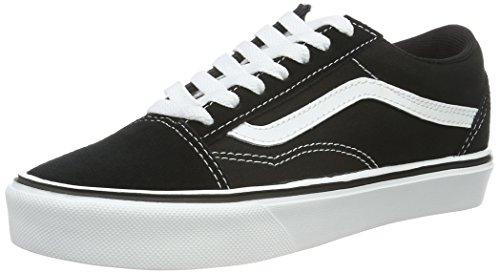 vans-old-skool-lite-plus-zapatillas-unisex-adulto-negro-suede-canvas-black-white-47-eu
