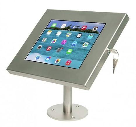 Sir James EXPO Short Support d'exposition sur pieds court pour iPad 2 3 4 Avec sécurité antivol