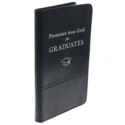 Graduation Gift book - Promises for God for Graduates