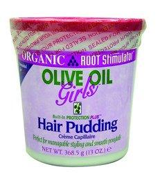 Organic Root Stimulator Olive Oil Girls Hair