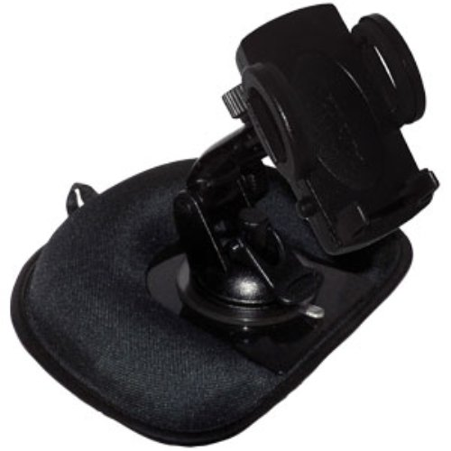 Amzer Universal Non-Slip Weighted Beanbag Dash Mount - Mount - Bulk Packaging - Black