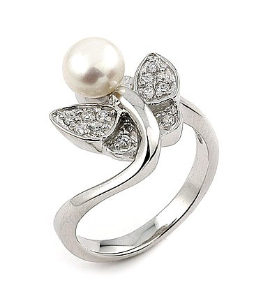 pearl rings for sale 25th anniversary rings hr