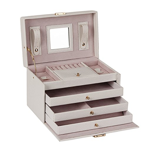 Large Jewellery Box Gift Storage Case for Girls