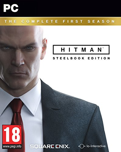 Hitman: The Complete First Season Steelbook Edition  (PC)