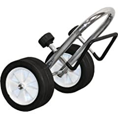Buy Boat & Canoe Transom Dolly Cart by Rage Powersports