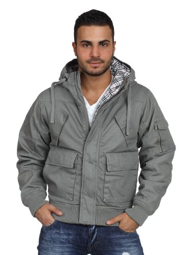Free Side Men Winter Jacket Karo