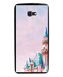 Techno Gadgets back Cover for Samsung Galaxy A7(2016)