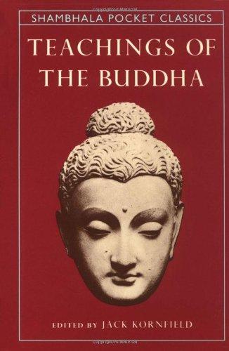 Teachings of the Buddha (Shambhala Pocket Classics)