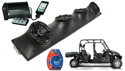 Bennche-700X-Kicker-DSC5-PXI502-iPhone-Amp-Fits-5-14-Speaker-UTV-Pod-Pack