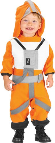 X-Wing Fighter Pilot Costume for Baby