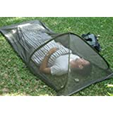 Pop up Mosquito Bed Net Epa Approved Insect Shield Treatment