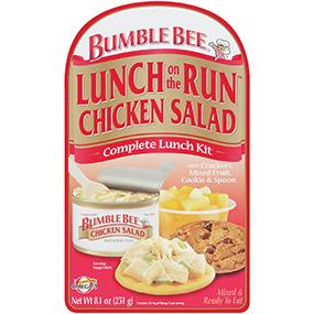 Bumble Bee Lunch on the Run Chicken Salad Kit