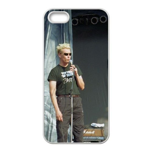 Beatsteaks Protective Case For iPhone 4 4s Cell Phone Case White