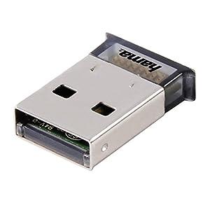 Hama 49232 Micro Adaptateur USB Bluetooth nano pour PC