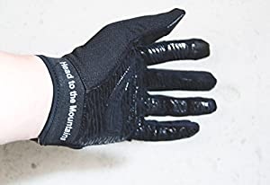 Mountain Made Crestone Cycling, Driving, Exercise and Weather Gloves For Men and Women with Touchscreen (X-Large) by Mountain Made