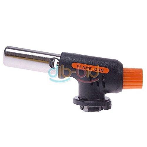 Butane Burner Ignition Welding BBQ Outdoor Home Tool Auto Flamethrower Gas Torch