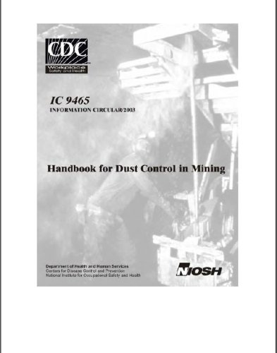 Handbook for Dust Control in Mining
