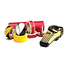 Brady Color 5S Marking Kit with IDXPERT Continuous Only Labeler - Red