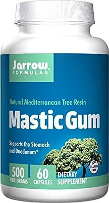 Jarrow Formulas Mastic Gum, 500 mg, 120 Count