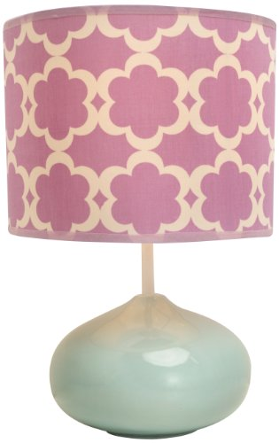 Dena Bloom Lamp Base And Shade, Infant (Discontinued By Manufacturer)