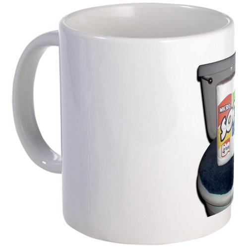 Micro-soft Tp Mug By Cafepress Picture