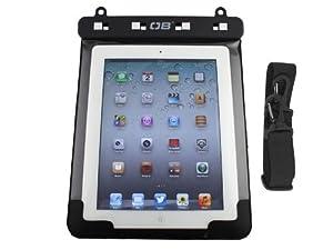 OverBoard Waterproof iPad Case, Black