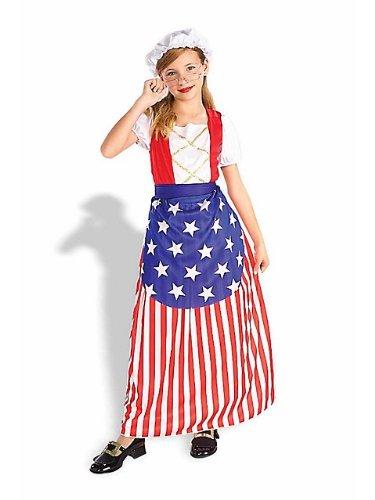 Betsy Ross Costume