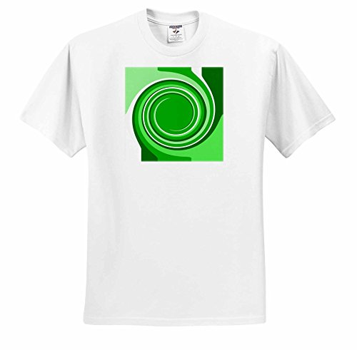russ-billington-designs-abstract-whirlpool-design-in-green-and-white-t-shirts-youth-t-shirt-med10-12