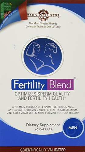 zero sperm and fertility blend